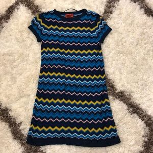 Limited edition Missoni for Target dress